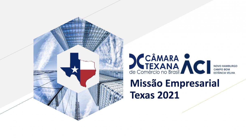 ACI e Câmara Texana lançam Missão Empresarial ao Texas 2022